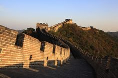 ♥ Is Magnificent! Don't Miss The Great Wall While You Travel To China
