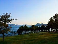Lee Soon Shin Park in Tongyeong (이순신공원, 통영)