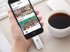 Instantly add gigs of capacity to your iPhone or iPad [Deals] | Cult of Mac
