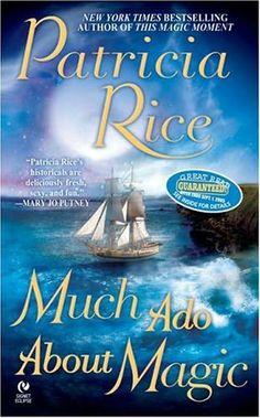 5ª Much ado about magic  (Lucinda Malcolm & Trevelyan Rochester)