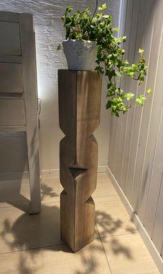 Kann auf wunsch bestellt werden. Die abgebildete Säule hat ein mass von B 0,12 m x H 0,80 m Vase, Home Decor, Wish, Stones, Timber Wood, Homes, Decoration Home, Room Decor, Vases