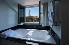 The Pand Hotel - Bruges, Belgium One of the... | Luxury Accommodations