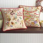 Christmas - Whimsical Christmas Pillows