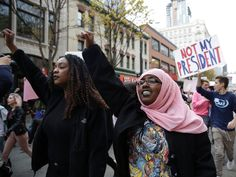 Trump protests could be the start of a new civil rights era