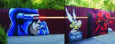summer street art :)