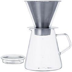 CARAT coffee pot by KINTO