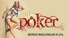 Cara Mendapatkan Bonus Rollingan di Agen Poker Online
