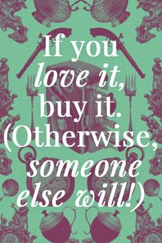 This is especially true when shopping resale!