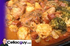 Gluten Free Spanish style chicken, the most wonderful food in the world Spanish Style, Gluten Free Recipes, Free Food, Chicken, Gluten Free Menu, Cubs