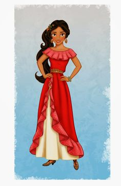 New Latin Princess Elena of Avalor To Become Disney's Newest TV Hit | The Bluebird Patch