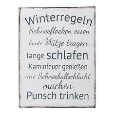 Winterregeln                                                                                                                                                                                 Mehr