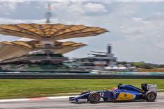 2015 Malaysian Grand Prix, Sauber F1 Team. Saturday. Felipe Nasr.