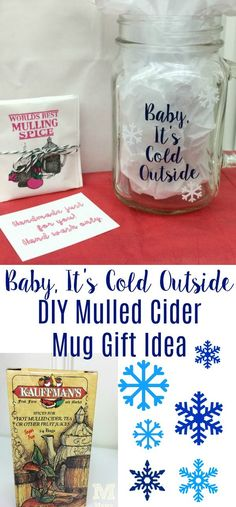 Baby, It's Cold Outside DIY Mulled Cider Mug Gift Idea https://www.mamacheaps.com/2015/12/baby-its-cold-outside-diy-mulled-cider-mug-gift-idea.html