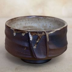 Wood fired Chawan by Mikhail Tovstous. The link to our Etsy shop is in the bio. #woodfired#woodfiredceramics#teabowl #yakimono#pottery#ceramics#potterypark#Mikhailtovstous #modernceramics #yunomi #wabisabi#potterystudio#studiopottery#ceramicart #contemporaryceramics #rusticdecor #rustichome #rusticstyle #rusticpottery