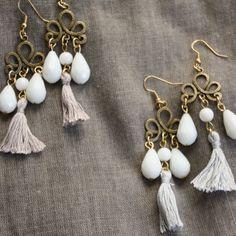 That's Mine! Tassel Earrings http://www.thatsmine.it/shop/boho-chic/orecchini-tassel/