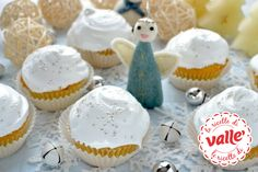 #Cupcakes scintillanti per #Natale