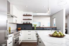 Rustic Modern Kitchen transitional kitchen