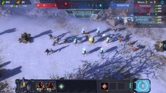 Art of War Red Tides is a Strategy Multiplayer Game , featuring intense fighting with 300+ ground & aerial units and ultra-high fidelity graphic.