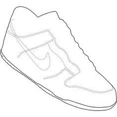 Shoe Templates - Learn how to create a Nike Shoe template. - Polyvore
