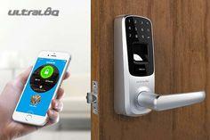 Ultraloq UL3 BT Smart Lock Boasts Advanced Fingerprint Scanner, Anti-peep Password and More