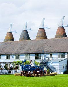 The Hop Farm Wedding Venue Paddock Wood, Kent Best Wedding Venues, Wedding Photos, Plan Your Wedding, Farm Wedding, Acre, Countryside, England, House Styles, World