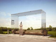 Концепция автобусной остановки — rastvorgroup.ru