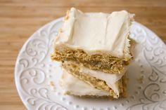 No Bake Coconut Graham Cracker Cookie Bars