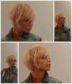 Short texture #ericzemmour #ericzemmourmonaco #blondehair #love #lovemyjob #mymontecarlo #monaco #fashion #bloggers #hairblogger #alexhair_monaco #collection #sexyhair #hairideas #haircut #hairstylist #hairwaves #shorthair