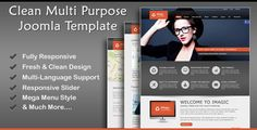 Deals iMagic - Responsive Multi-Purpose Joomla ThemeWe have the best promotion for you and if you are interested in the related item or need more information reviews from the x customer who are own of them before please follow the link to see fully reviews
