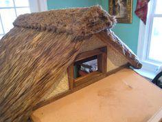 Faux fur thatch - Tut