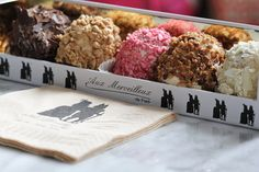Aux Merveilleux de Fred in Paris' 7th arrondissement. The meringue is one of the best treats in the city.