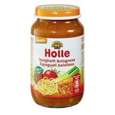 Potito Espagueti a la Bolognese demeter 220 gr