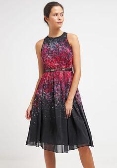 ec3ffc755a50 Zünde ein Farbfeuerwerk! Little Mistress Cocktailkleid   festliches Kleid -  black für 69