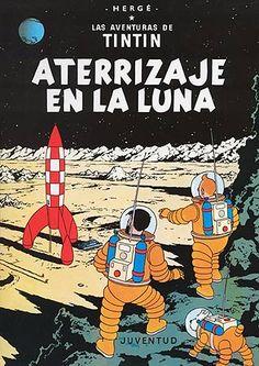 Esta segunda entrega de la aventura lunar de Tintín fue publicada en 1954.