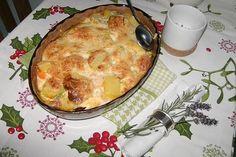 The best potato gratin - Rezepte - Pizza Recipes Pizza Recipes, Potato Recipes, Lunch Recipes, Vegetarian Recipes, Dinner Recipes, Dessert Recipes, Healthy Recipes, Desserts, Healthy Cooking