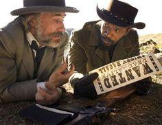 Django Unchained - Quentin Tarantino - Le film et la bande originale !