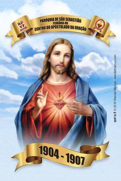 Banner para o Apostolado da Oração - Florânia-RN