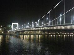 The Elisabeth Bridge - Budapest, Hungary