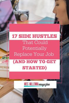 Earn more money in your spare time then check out my list and references for starting a good side hustles that could potentially replace your day job. Earn More Money, Make Money Fast, Make Money Blogging, Make Money From Home, Money Tips, Make Money Online, Earning Money, Blogging Ideas, Survey Websites
