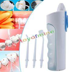 Water Jet Oral Hygiene