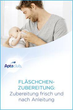 Fläschchen richtig zubereiten: Da Babys besonders empfindlich sind, ist die Hygiene bei der Flaschenzubereitung oberstes Gebot. Aptaclub verrät dir, was du beachten solltest. Wichtiger Hinweis: Stillen ist die beste Ernährung für dein Baby.