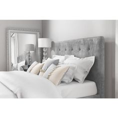Buy Safina King Size Ottoman Bed in Grey Velvet from - the UK's leading online furniture and bed store Bedroom Bed Design, Gray Bedroom, Bedroom Ideas, Grey Furniture, Online Furniture, Velvet Headboard, Ottoman Bed, Gray Interior, Bed Frame