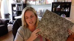 {Video} 3-Ring Scrapbook Albums from Close to My Heart fancymelissa.ctmh.com #ctmh