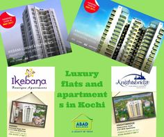 Ready To Occupy Flats and Apartments in Kochi Abad builders have ready to occupy flats and apartments in Kochi. Book the new flats in Kochi now from Abad Builders.