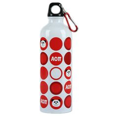 Alpha Omicron Pi Sorority Stainless Waterbottle
