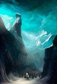 The Ferian Gap [The Art Of Animation, Adams Brenoch join us http://pinterest.com/koztar]