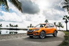 Recap - India-bound Nissan Rogue (X-trail) goes on sale in the USA