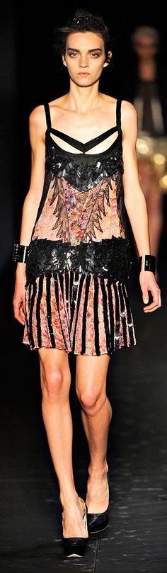Roberto Cavalli Spring RTW 2012 http://www.vogue.com/collections/spring-2012-rtw/roberto-cavalli/review/#/collection/runway/spring-2012-rtw/roberto-cavalli/