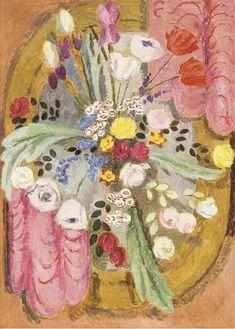 Vanessa Bell - 'Design for Needlework'