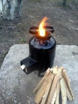 Jet Stove, Stove Oven, Camping Cooker, Camping Stove, Gas Bottle Wood Burner, Survival Stove, Barrel Stove, Fire Pots, Outdoor Stove